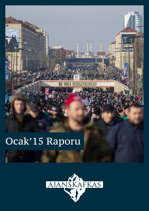 Ocak'15 Raporu