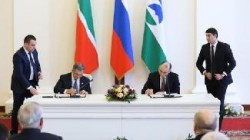 Kabardey-Balkar ve Tataristan işbirliği anlaşması imzaladı