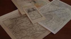 Tarihi Kafkasya haritaları Abhazya'ya bağışlandı