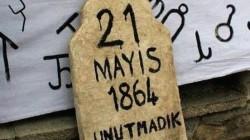 """Ankara Çerkes Derneği'nden """"Çerkes Soykırımını Tanıyın"""" çağrısı"""