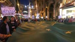 Çerkes Soykırımı protesto edildi