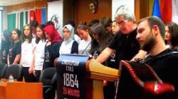 Ankara'da Çerkes Soykırımı anıldı