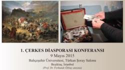 Bahçeşehir Üniversitesinde Çerkes Diasporası Konferansı