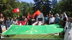 Çerkesya'da 21 Mayıs