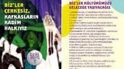 HDP Çerkesler için broşür hazırladı