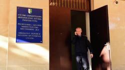 Beslan Hagba Abhazya İçişleri Bakanı oldu