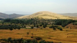 Kumtorkalinsk sakinleri toprak sorununun çözülmesini istiyor