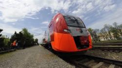 Adıgey-Abhazya treni yola çıkmak için gün sayıyor