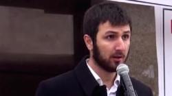 Avukat nezarethanedeki Muhammed Magomedov ile görüştü