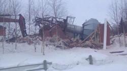 Sibirya'daki Müslümanların camisi yıktırıldı