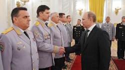 Putin 20 generali görevden aldı