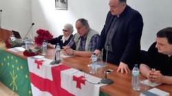 Tiflis Çerkes Kültür Merkezi Ubıhça kitabını tanıttı