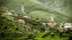 Pankisi sakinleri Çeçenya ve İnguşetya'ya vizesiz giriş istiyor