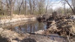 Çerkesk'in yeşil alanları tahrip ediliyor