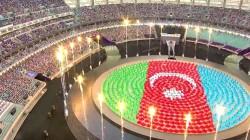 Bakü'de Avrupa Oyunları başladı