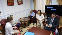 Moskova Devlet Üniversitesi İnguşetya'da nüfus araştırması yapacak