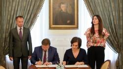 Abhazya ve Rusya Kültür Bakanlıkları arasında işbirliği planı imzalandı