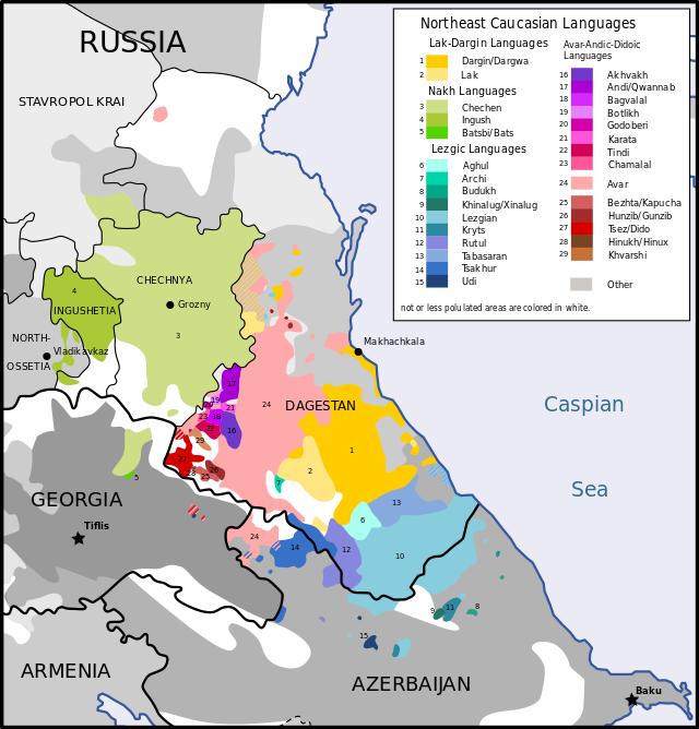 kuzey-doğu-kafkas-dilleri