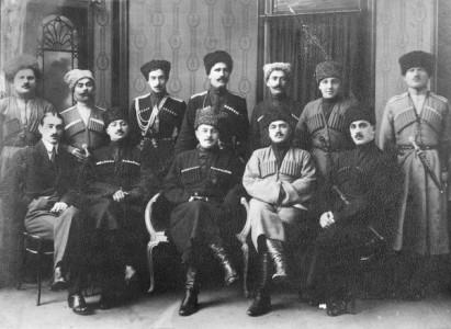Kuzey Kafkasya Cumhuriyet Hükümeti