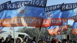 Abhazya'dan Donetsk ve Lugansk cumhurityetlerine destek