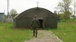 Güney Askeri Bölge'de inanç araştırması