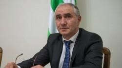 """Bganba: """"Abhazya devleti halkına zarar vermez"""""""