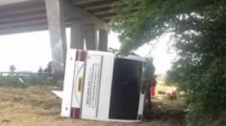 Çeçenya'da trafik kazası