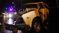 Kabardey-Balkar'da trafik kazası