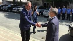 Rusya'dan Abhazya'ya resmi ziyaret
