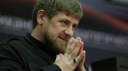 Kadirov TBMM Başkanı Yılmaz ile görüştü