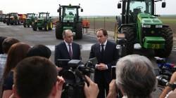 Avrupa'nın en büyük tarım kompleksi Kabardey-Balkar'da