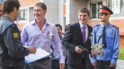 Adıgey'de düğüne özel polis