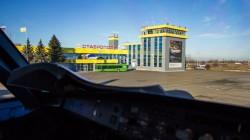 Stavropol havaalanında yolcu sayısı düştü