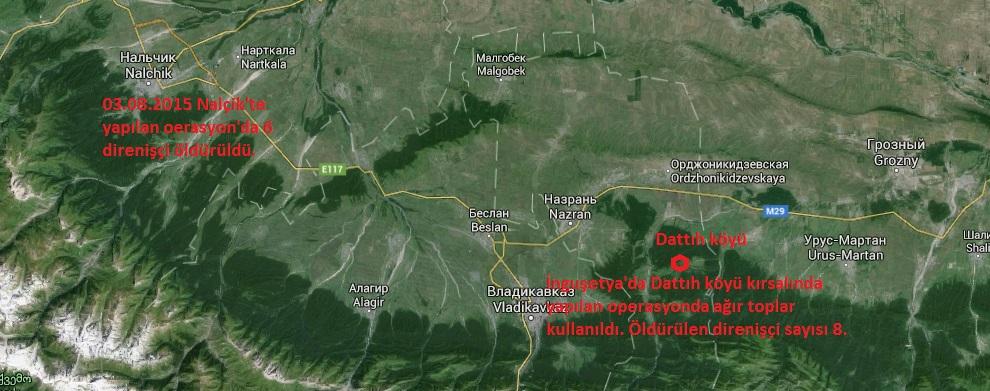 Operasyonları gösteren harita_03082015_Kafkasya
