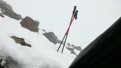 Elbrus'ta bir Türk mahsur kaldı
