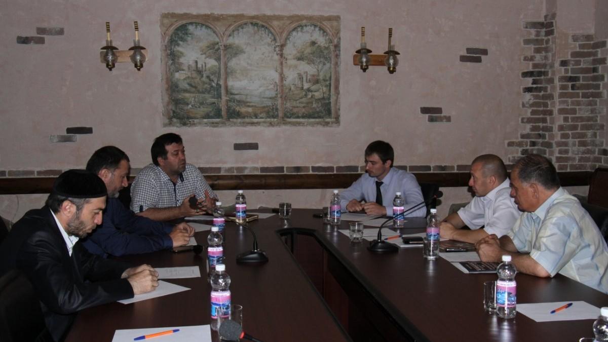Çeçen Gürcü dostluk komitesi_grozny-inform_foto