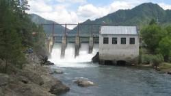 Çeçenya'da ilk elektrik santrali açıldı