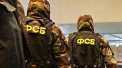 Karaçay-Çerkes'de bir tutuklama anı