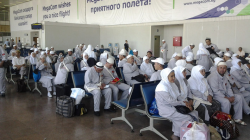 Karaçay-Çerkes'den 120 kişi hacca gidecek