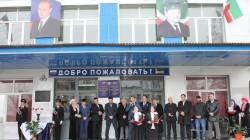 Çeçenya'da yeni okullar