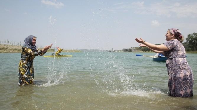 kadınları plajı