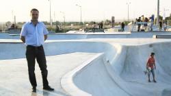 Kadirov'dan Kudüs'e park inşası