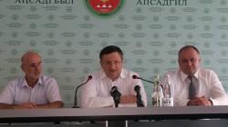 """""""Abhazya toplumunu birleştirmeliyiz!"""""""