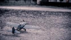 Kabardey-Balkar'da model uçak yarışması