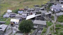 Dağıstan'ın Novıi Huşet köyünde operasyon