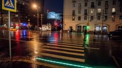 """Karaçay-Çerkes'te """"yatan"""" trafik ışıkları"""