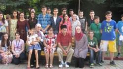 Nalçik'te gurbetçiler için yaz kampı