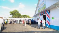İnguşetya'da ilk süt fabrikası açıldı