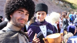 Karaçay-Çerkes'de Ayran Festivali