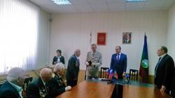 Çek Cumhuriyet'nden Çerkes gazilere madalya